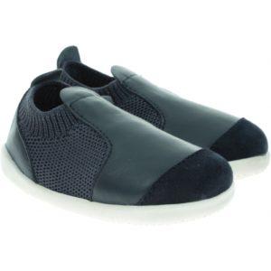 """Këpucë Masa 21, prodhuar me lëkure e butë që përmban një rrip të vetëm dhe janë të lehta për """"eksploruesit e vegjël""""."""